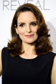 Tina Fey looked lovely with her bouncy curls at the Elle Women in Hollywood event.
