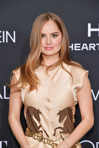 More Pics of Debby Ryan Strappy Sandals (1 of 2) - Heels Lookbook - StyleBistro [elle,hearts on fire,loreal paris,red carpet,hair,clothing,hairstyle,beauty,blond,long hair,dress,lip,brown hair,fashion,los angeles,beverly hills,california,25th annual women in hollywood celebration,calvin klein,debby ryan]