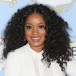 Keke Palmer's Natural Curls