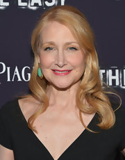 Patricia Clarkson looked romantic at the premiere of 'The East' with her retro curls.