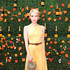 Dresses & Skirts Lookbook: Emma Roberts wearing Christine Alcalay Maxi Dress (2 of 5). Emma Roberts looked perky in a yellow maxi dress by Christine Alcalay during the Veuve Clicquot Polo Classic.