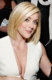 Jane Krakowski showed off a perfect bob at the New York screening of 'Elaine Stritch: Shoot Me.'