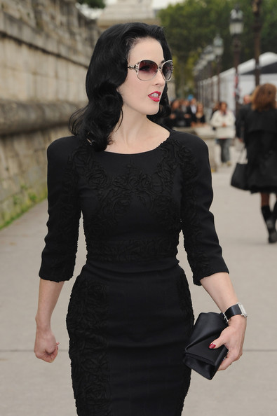 More Pics of Dita Von Teese Butterfly Sunglasses (5 of 6 ...