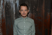 Elijah Wood Flat Oxfords