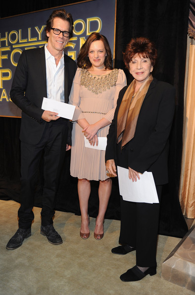 Hollywood Foreign Press Association's 2011 Installation Luncheon - Presentation Of Grants