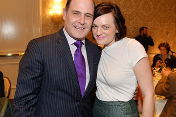 Elisabeth Moss Matthew Weiner Cocktail Reception at the AFI Awards