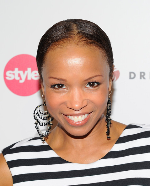 Elise Neal Dangle Decorative Earrings