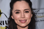 Eliza Dushku Half Up Half Down