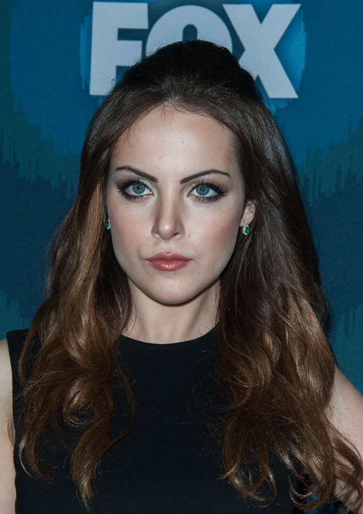 elizabeth gillies half up half down elizabeth gillies