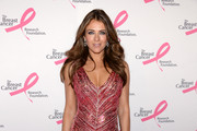 Elizabeth Hurley Beaded Dress