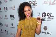 Elle Varner Mini Dress