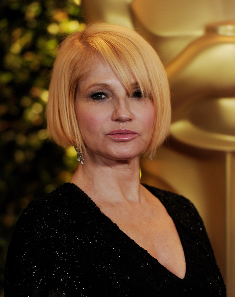 Ellen Barkin Bob [hair,face,blond,hairstyle,lady,beauty,bob cut,chin,layered hair,eyebrow,ellen barkin,california,los angeles,hollywood highland grand ballroom,academy of motion picture arts and sciences,3rd annual governors awards]