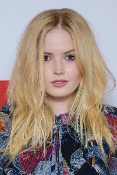 Ellie Bamber Teased