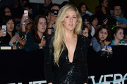 Ellie Goulding Beaded Dress