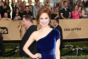Ellie Kemper  Beaded Clutch