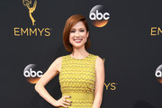 Ellie Kemper  Beaded Dress