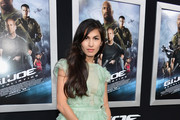 Elodie Yung Cocktail Dress