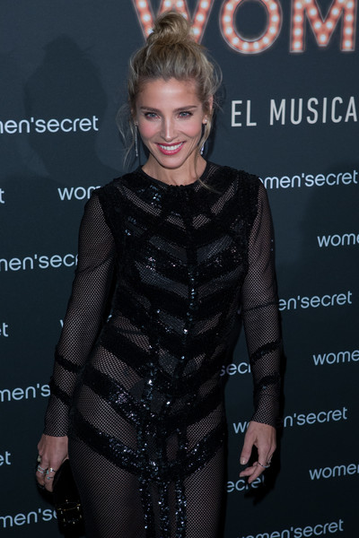 More Pics of Elsa Pataky Sheer Dress (1 of 11) - Dresses & Skirts Lookbook - StyleBistro