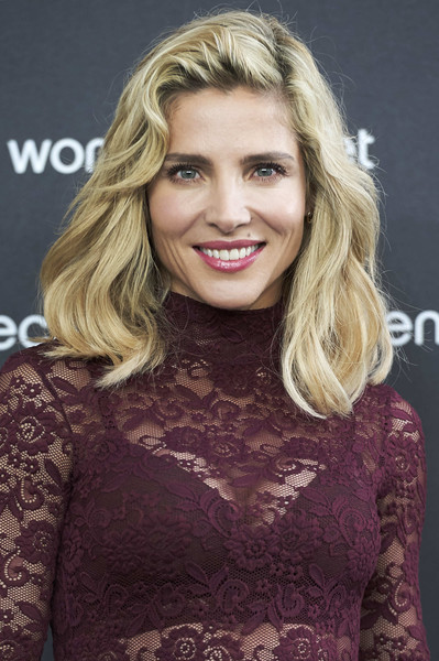 Elsa Pataky's Voluminous Lob