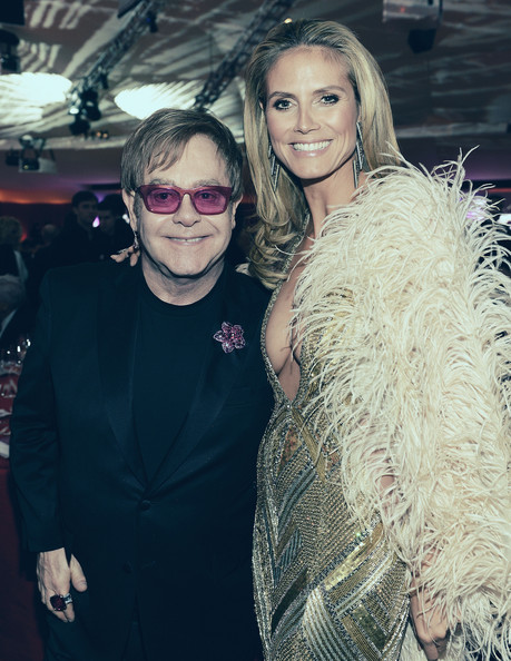 An Alternative View Of 21st Annual Elton John AIDS Foundation Academy Awards Viewing Party