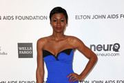 Emayatzy Corinealdi  Cocktail Dress