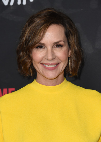 Embeth Davidtz Bob [season,photo,hair,yellow,eyebrow,hairstyle,beauty,human hair color,blond,chin,fashion model,shoulder,arrivals,showtime ray donovan,embeth davidtz,fyc,showtime,event,event,season,embeth davidtz,ray donovan,actor,miss honey,image,film,photograph]