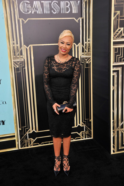 Emeli Sandé Little Black Dress