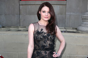 Emilie De Ravin Evening Dress