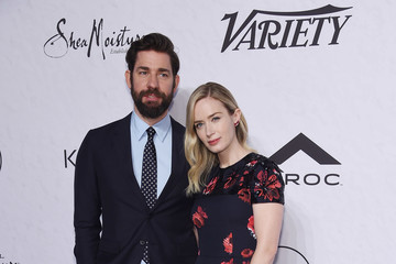 Emily Blunt John Krasinski Variety's Power Of Women: New York