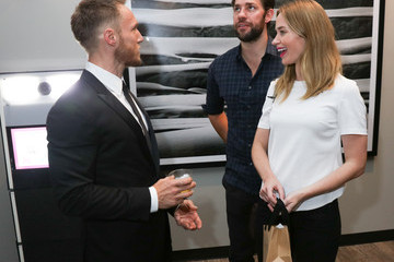 Emily Blunt John Krasinski Rise Nation Launch Event