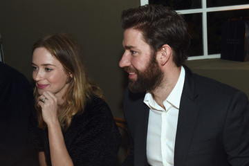 Emily Blunt John Krasinski Vanity Fair Campaign Hollywood - Barneys New York & OXFAM Benefit Dinner