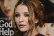 Emily Browning Smoky Eyes