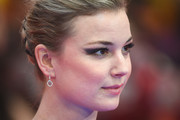 Emily VanCamp Braided Bun