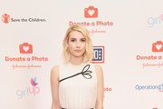 Emma Roberts Cocktail Dress