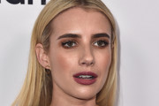 Emma Roberts Layered Gold Necklace