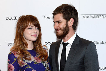 Emma Stone Andrew Garfield 'Magic in the Moonlight' Premieres in NYC