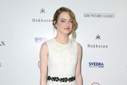 Emma Stone Box Clutch