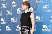 Emma Stone Crop Top
