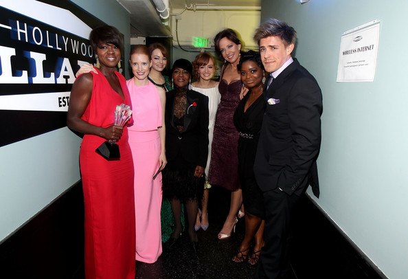 17th Annual Critics' Choice Movie Awards - Backstage And Audience