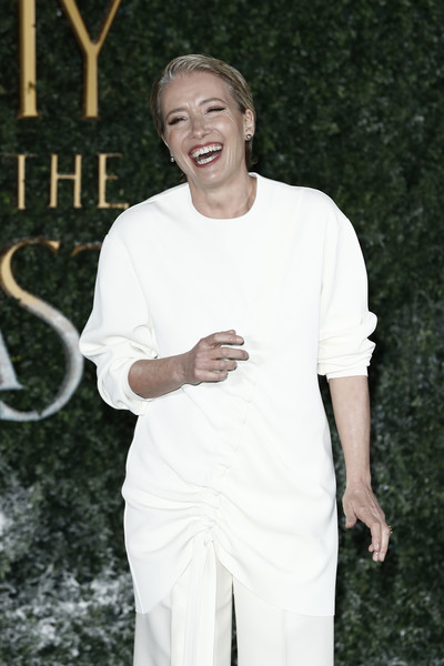 Emma Thompson Loose Blouse