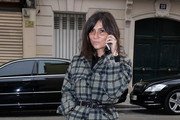Emmanuelle Alt Wool Coat