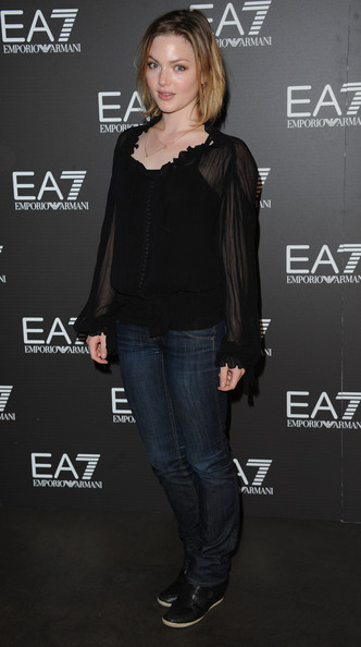 More Pics of Holliday Grainger Leather Lace-ups (1 of 2) - Leather Lace-ups Lookbook - StyleBistro