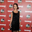 Hannah Ware at the 'Entertainment Weekly' & ABC-TV Upfronts Party