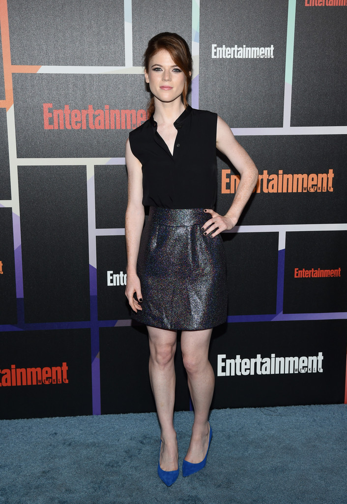 Entertainment Weekly's Annual Comic-Con Celebration - Arrivals