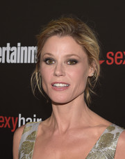 Julie Bowen attended the Entertainment Weekly SAG Awards nominee celebration rocking a disheveled updo.