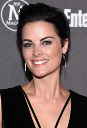 Jaimie Alexander rocked a boy cut at the Entertainment Weekly & People Upfronts party.