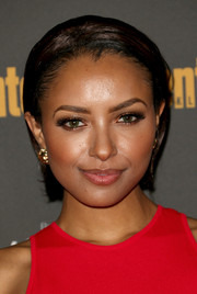 Kat Graham was fresh-faced at the Entertainment Weekly pre-Emmy party with this short, slick 'do.