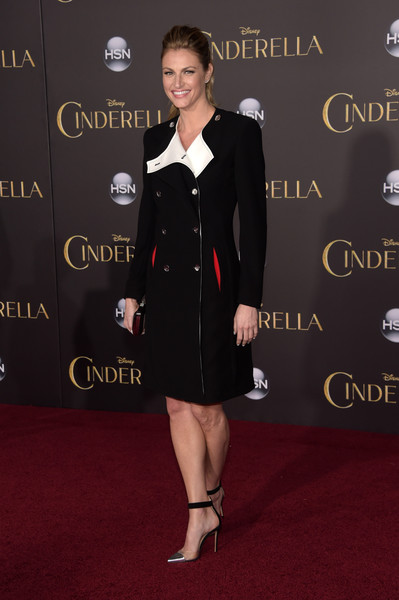 Erin Andrews Wool Coat