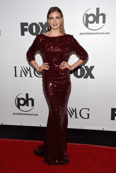 Erin Brady Sequin Dress