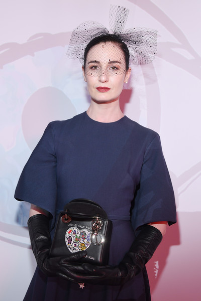 Erin O'Connor Leather Gloves